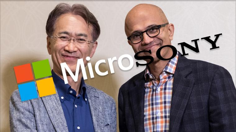 Kedves ellenségem: összefog a Sony és a Microsoft
