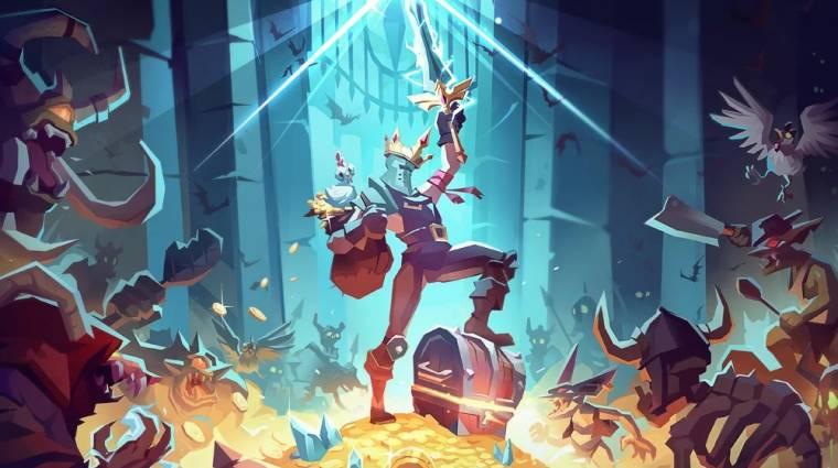 Mobilokon tér vissza a Mighty Quest for Epic Loot bevezetőkép