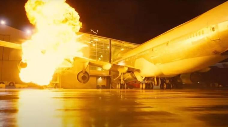 Cristopher Nolan egy valódi Boeing 747-es repülőgépet robbantott fel a Tenet forgatása alatt bevezetőkép