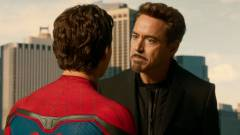 Bosszúállók: Végjáték - így készült videón Peter Parker és Tony Stark újratalálkozása kép