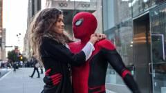 Folytatódik a Pókember varázslat: Zendaya és Tom Holland is összejött? kép