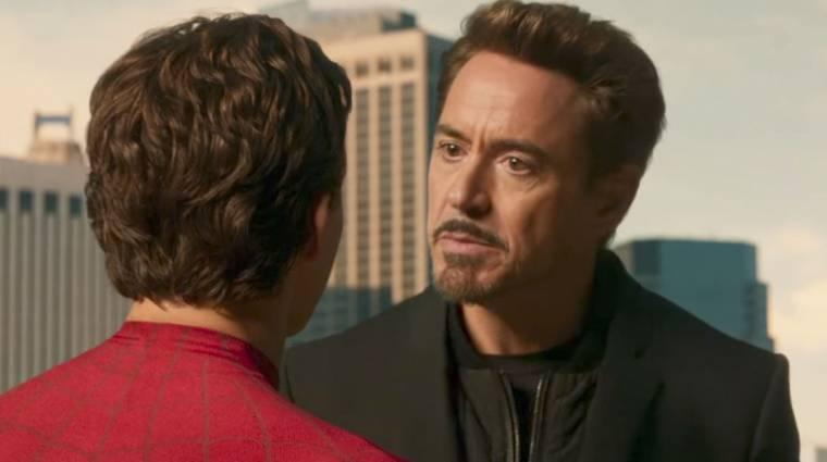 Pókember: Idegenben - majdnem beleraktak egy Tony Stark cameót bevezetőkép