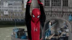 BRÉKING: A Pókember-franchise kiszállhat a Marvel Filmes Univerzumból kép