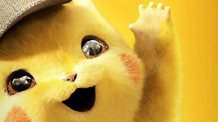 Pikachu, a detektív - a legtöbb bevételt hozó adaptáció lett bevezetőkép