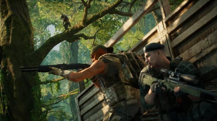 Ingyen kipróbálható lesz a Predator: Hunting Grounds bevezetőkép