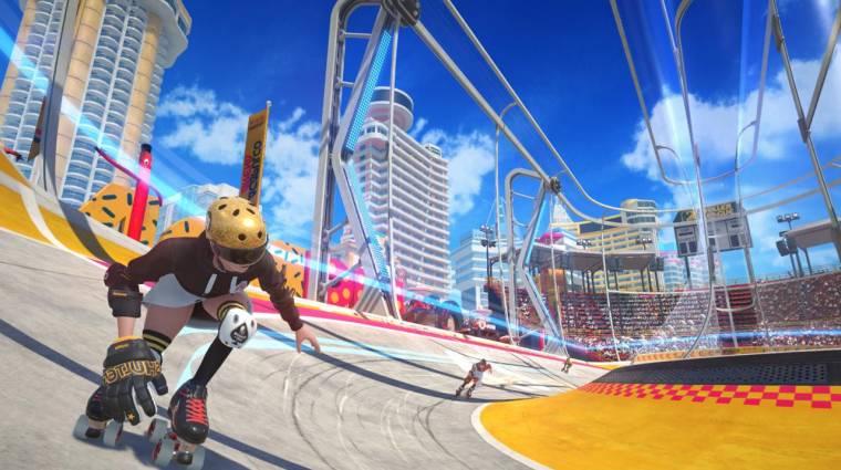 E3 2019 - bemutatkozott a Ubisoft free-to-play, görkoris sportjátéka bevezetőkép