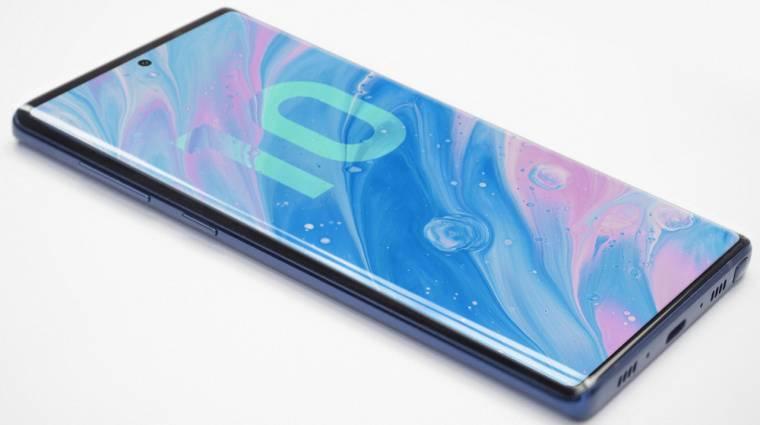 Furcsa hír érkezett a Samsung következő csúcstelefonjáról kép
