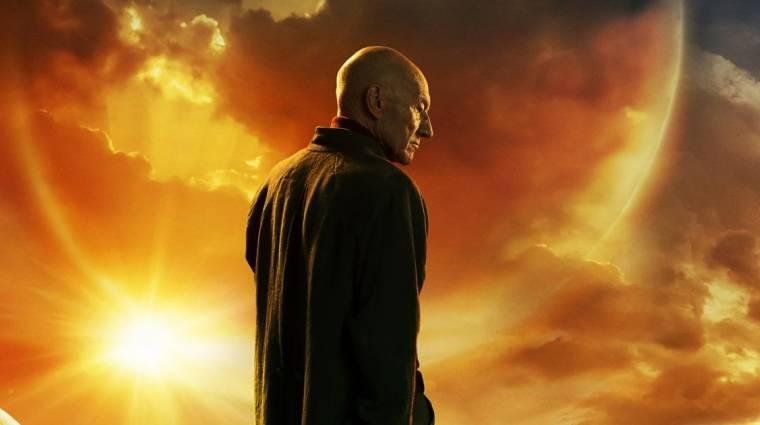 Star Trek: Picard - több régi kedvenc is felbukkan az első előzetesben bevezetőkép
