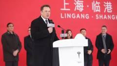 Embargó ide vagy oda, mostantól Kínában is gyártják a Tesla 3-akat kép