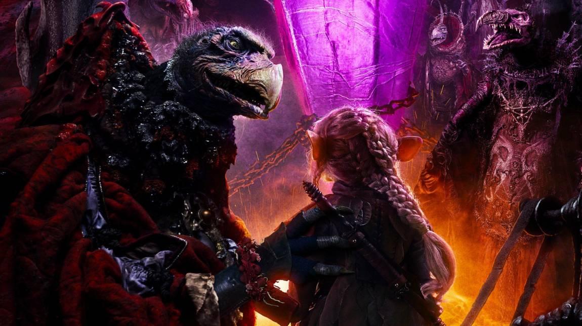 Évadkritika: The Dark Crystal - Age of Resistance kép