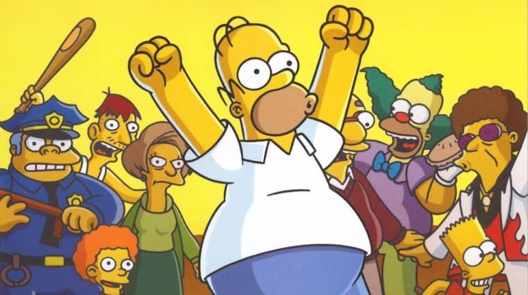 E3 2019 - új Simpson család játékot jelentenek be? bevezetőkép