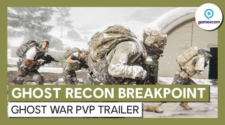 Gamescom 2019 - ilyen lesz a Tom Clancy's Ghost Recon Breakpoint 4v4 módja bevezetőkép