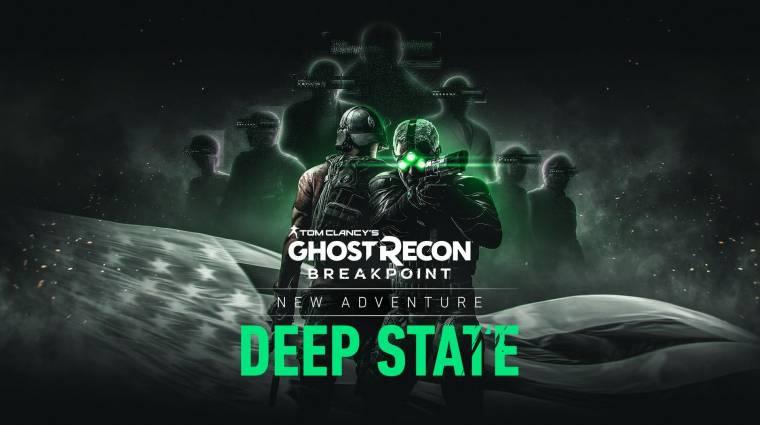Mától segíthetünk Sam Fishernek a Ghost Recon: Breakpointban bevezetőkép