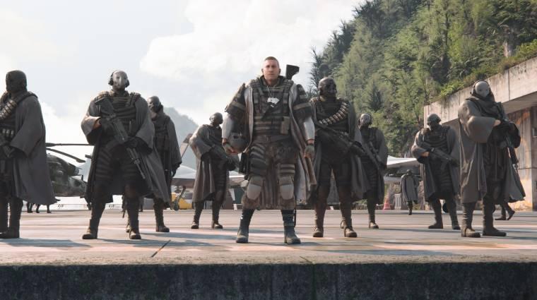 Tom Clancy's Ghost Recon Breakpoint - magyar feliratos, élőszereplős előzetesen a főgonosz bevezetőkép