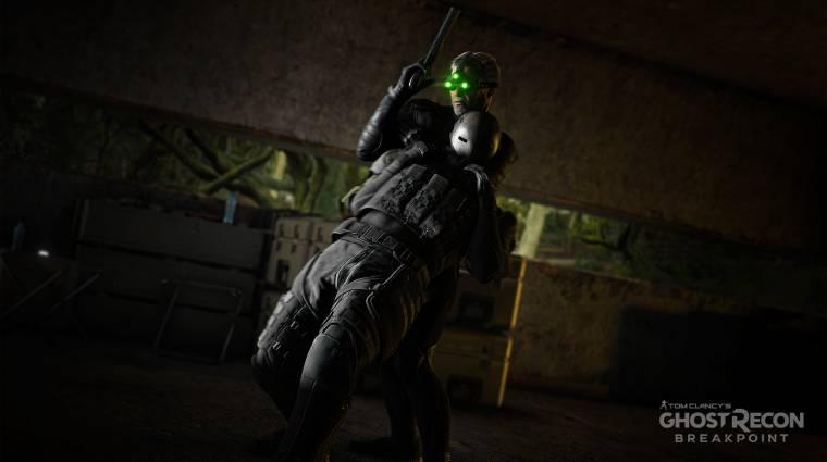 Nemsokára megérkeznek a Tom Clancy's Ghost Recon Breakpointba az MI által irányított csapattársak bevezetőkép