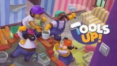 Tools Up! - szeretnél a haverokkal lakást felújítani? kép