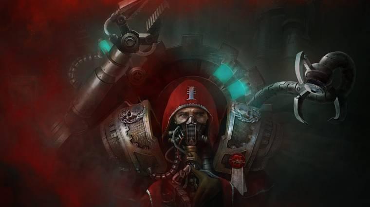 Warhammer 40,000: Inquisitor - Prophecy - önálló kiegészítőt kap a Martyr bevezetőkép