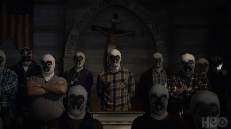 BRÉKING: Végre itt a Watchmen sorozat első előzetese! kép