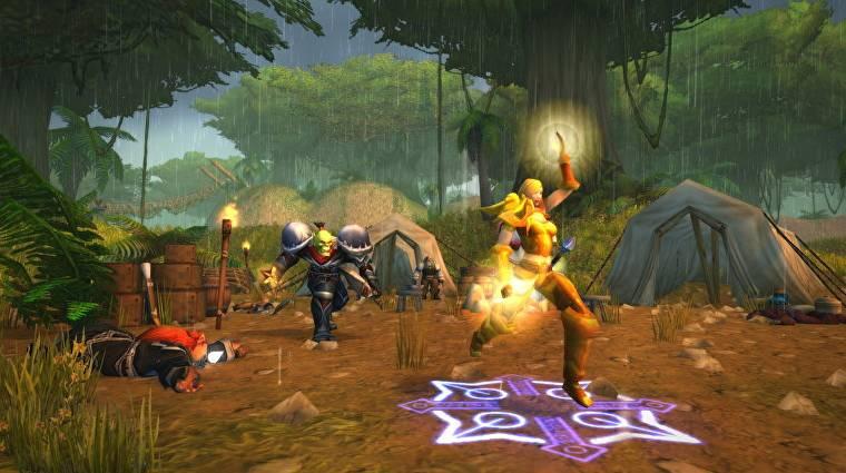World of Warcraft Classic - már jövő héten kapunk új tartalmat bevezetőkép
