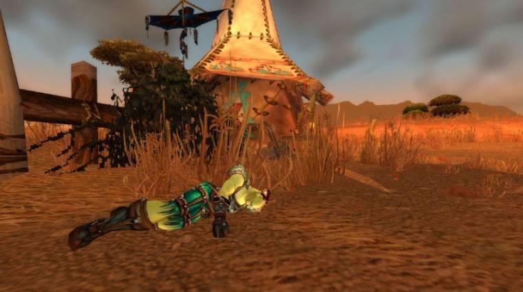 Megvan Mankrik felesége, lezárást kap a World of Warcraft egyik legismertebb küldetése bevezetőkép