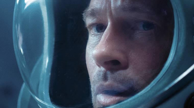 Ad Astra - itt van a legújabb előzetes Brad Pitt sci-fijéhez kép