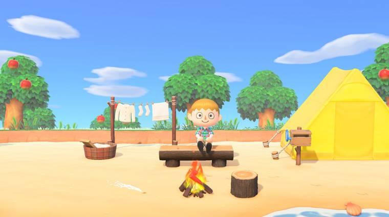 Így vág neki a switches élménynek a nagymama, aki 4000 órát rakott az Animal Crossingba bevezetőkép