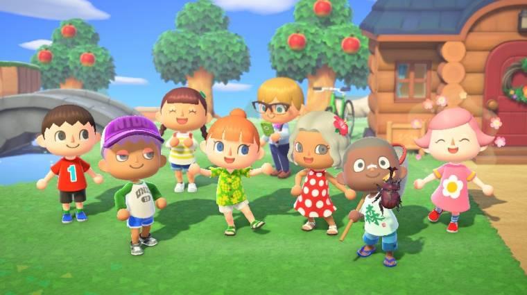 Egyetlen játék van, ami valaha jobban fogyott Japánban, mint az Animal Crossing: New Horizons bevezetőkép
