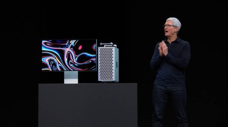 Új, dupla iOS, brutális Mac Pro: itt az Apple WWDC összefoglalója! kép