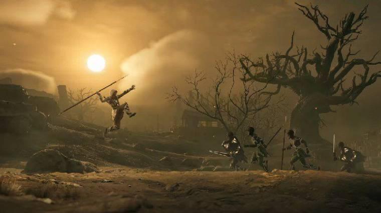 Assassin's Creed Odyssey - mozgásban a The Fate of Atlantis DLC második része bevezetőkép