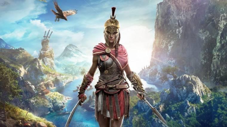Assassin's Creed Odyssey: Judgment of Atlantis DLC - kiderült, mikor zárul le a sztori bevezetőkép