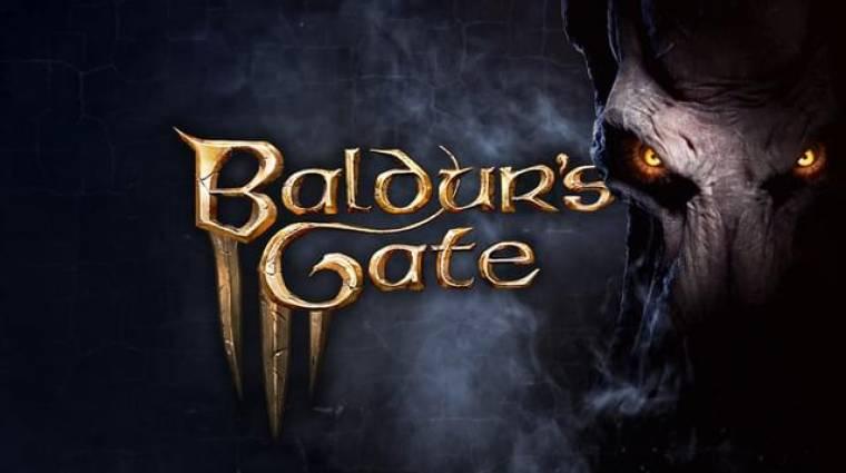 Kiderült, mikor láthatjuk majd mozgás közben a Baldur's Gate 3-at bevezetőkép