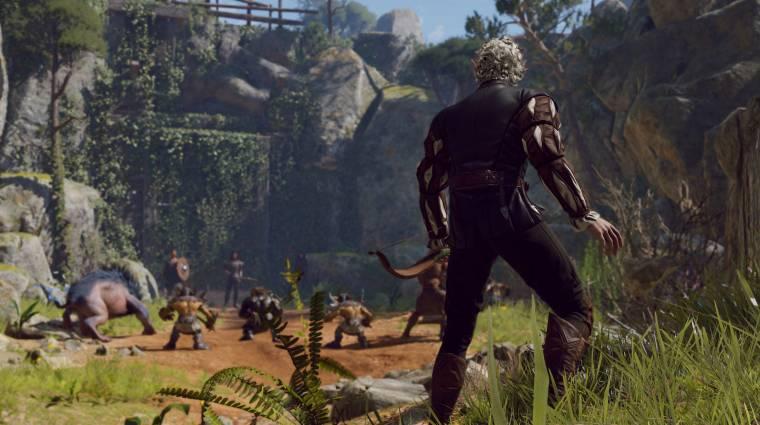 Késik a Baldur's Gate 3 megjelenése bevezetőkép