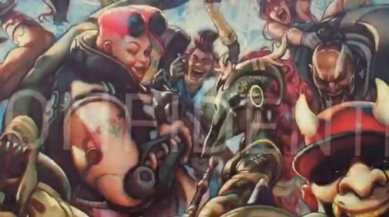 Bleeding Edge - kiszivárgott a Hellblade fejlesztőinek készülő játéka bevezetőkép