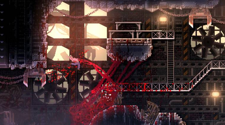 Carrion - kipróbálható a horrorjáték, amiben te vagy a szörny bevezetőkép