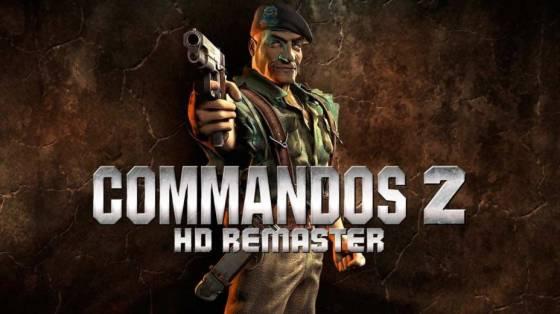 Commandos 2 HD Remaster infódoboz