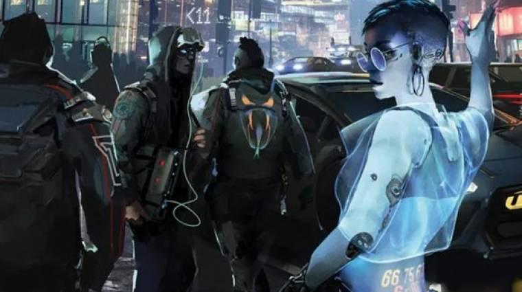 Cyberpunk Red - hamarosan megismerhetjük a Cyberpunk 2077 előzményeit bevezetőkép