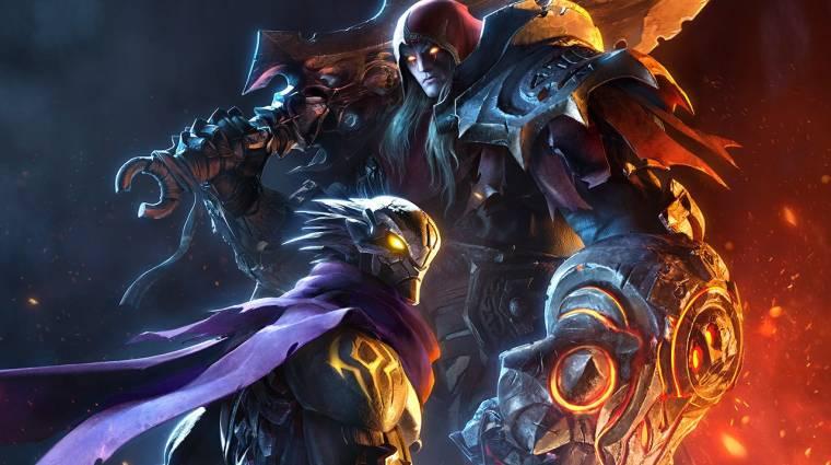 Darksiders Genesis - a visszafogottabb látvány lesz az egyetlen kompromisszum Switchen bevezetőkép