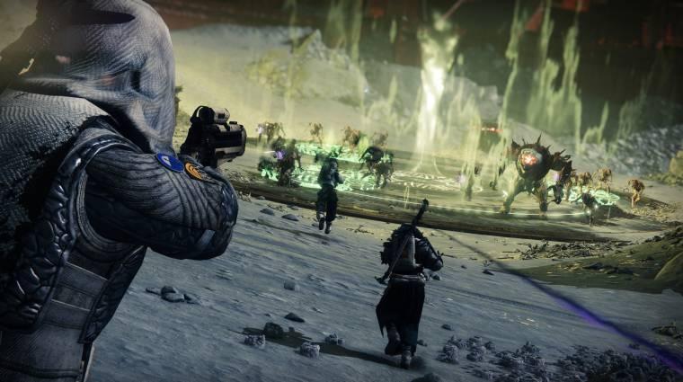 Destiny 2 - nemsokára kezdetét veszi a Steamre való átállás bevezetőkép
