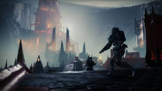 Destiny 2: Shadowkeep infódoboz