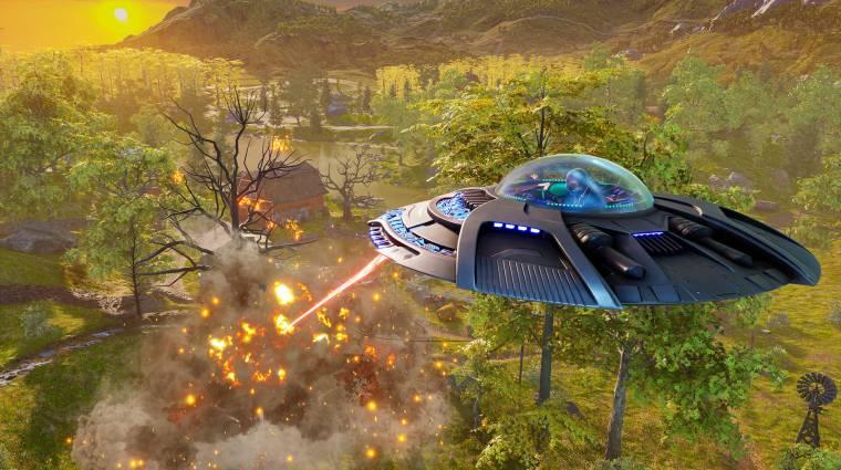 Gamescom 2019 - Stadiára is jön a Destroy All Humans! remake bevezetőkép