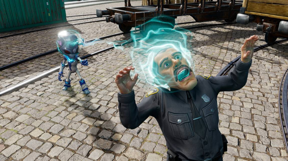 Destroy All Humans! teszt – 9-es terv a világűrből bevezetőkép