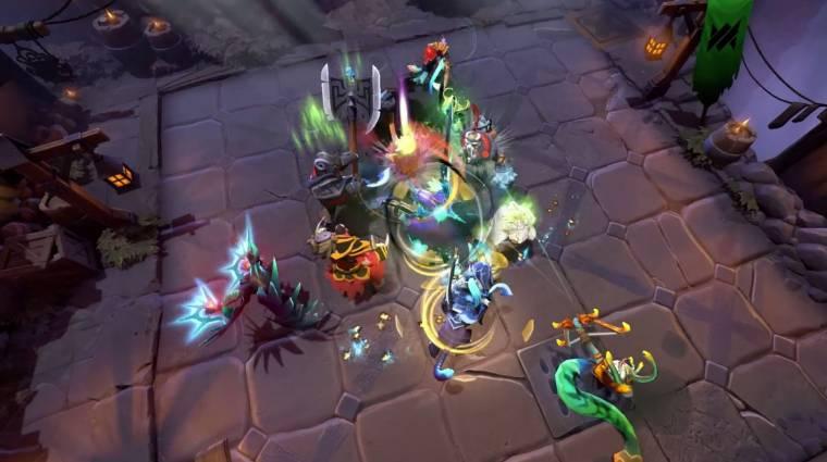 Dota Underlords - több mint egy tucat új hőssel bővülhet a játék bevezetőkép