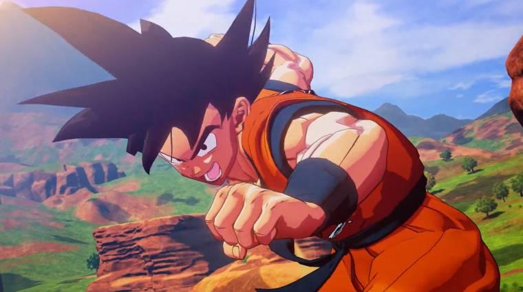 Dragon Ball Z: Kakarot - egy teljesen új karakter mutatkozik be a játékban bevezetőkép