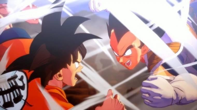 Dragon Ball Z: Kakarot - új dolgokat tudhatunk majd meg a szereplők életéről bevezetőkép