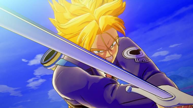 Így kalandozik és harcol Future Trunks a Dragon Ball Z: Kakarotban bevezetőkép