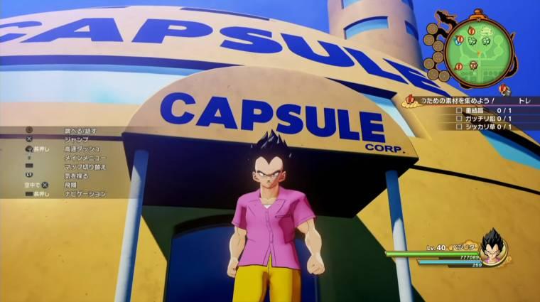 Dragon Ball Z: Kakarot - új jeleneteket mutattak be a Tokyo Game Show-n bevezetőkép