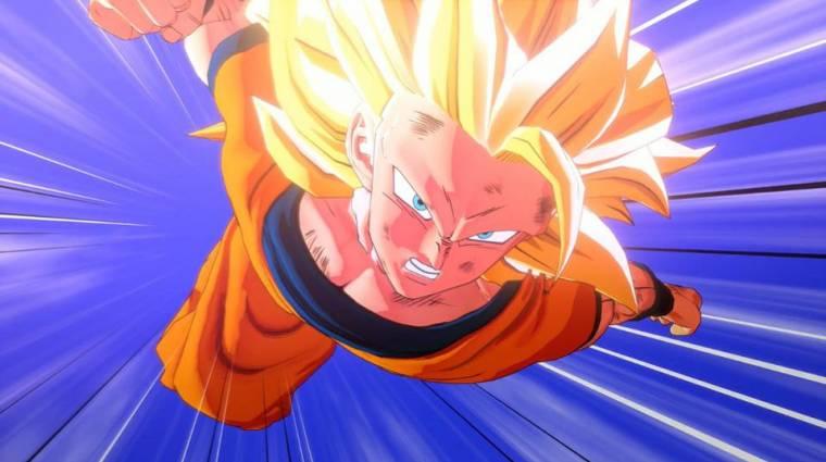 Élőben próbáltuk ki a Dragon Ball Z: Kakarotot! bevezetőkép