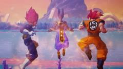 A Dragon Ball Z: Kakarot első DLC-je elhozza a Super Saiyan God formát kép