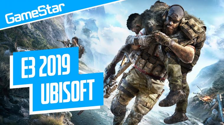 Az open world játékoké a jövő? - E3 2019 Ubisoft esélylatolgatás bevezetőkép