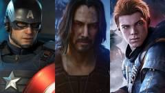 Top 10 - E3-as játékok, amik filmes szempontból is érdekesek kép